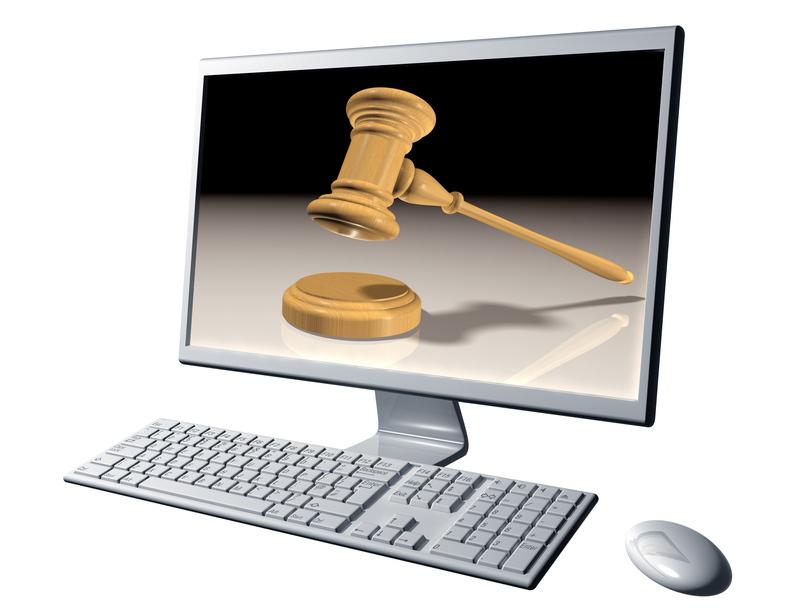 Online einen Anwalt finden