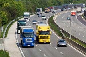 Welche Gesetze müssen Lkw-Fahrer beachten?